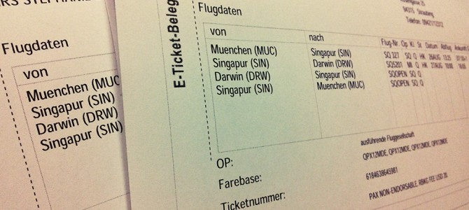 Flight Tickets…Depature Date 26.08.2014