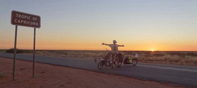 Broome to Geraldton
