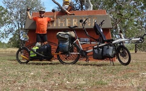 The loop is done!!!  Mt Isa to Katherine…
